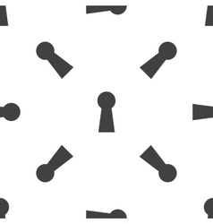 Keyhole pattern vector