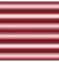 Red simple stripes abstract seamless vector image
