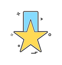 Sheild icon design vector