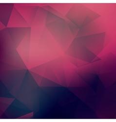 Spectrum geometric background EPS10 vector image