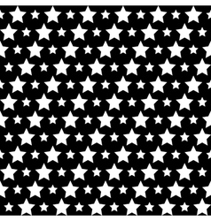 Stars texture vector image vector image
