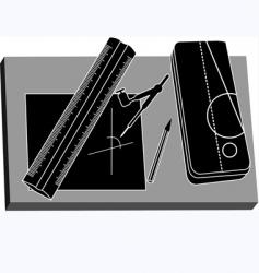 instruments vector image vector image