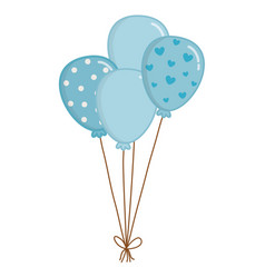 Balloon with knot vector