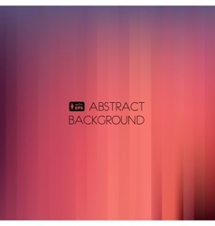 Red-Pink Abstract Striped Background vector image