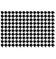 Chevron block pattern vector
