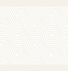 Seamless subtle lines mosaic pattern modern vector