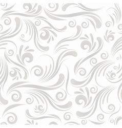 Seamless swirl ornament vector
