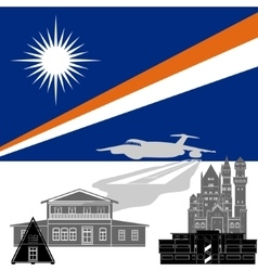 Marshall Islands vector