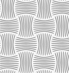 Perforated strips pin will vector