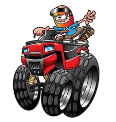 Atv toon vector