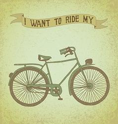 Bici ride2 vector