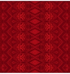 Red chinese new year geometric background vector