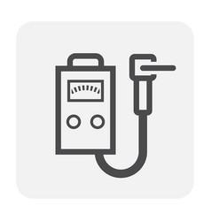 welding tools icon vector image