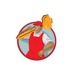 Locksmith Carry Key Circle WPA vector
