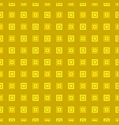 Geometrical square pattern background - design vector