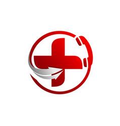 smart phone device repair symbol logo icon sign vector image