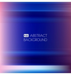 Blue Abstract Striped Background vector image