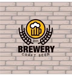 Brewery Logo vector