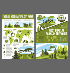 Landscaping design service infographic vector