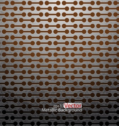 Metal sheet abstract background vector image