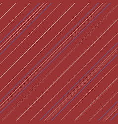 dark red striped seamless background vector image