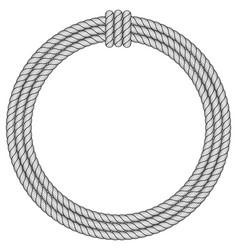rope hank icon vector image
