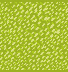 Abstract background in green colors vector