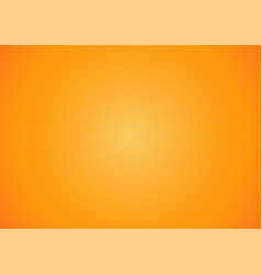abstract yellow and orange gradient background vector image