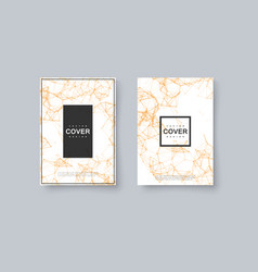 futuristic plexus cover design vector image