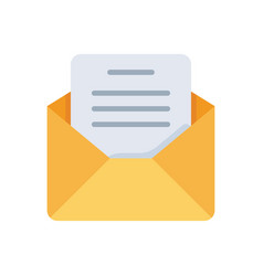mail icon sign symbol vector image
