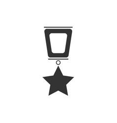 award icon flat vector image
