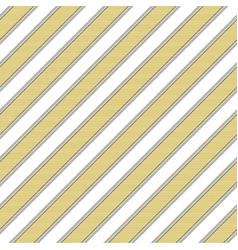 gold stripes elegant seamless pattern vector image