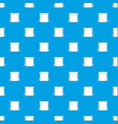 Studio backdrop pattern seamless blue vector