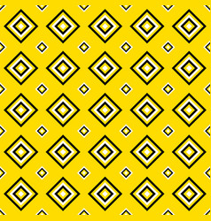 Simple repeating pattern - square design vector