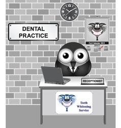Dental Practice vector image