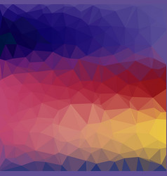 Abstract background - colorful geometrical shapes vector