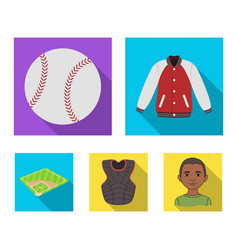 playground jacket ball protective vest vector image