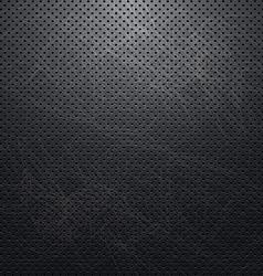Scratched Metal vector image