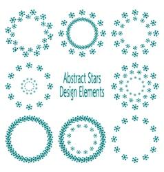 Star design element vector