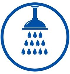 shower head vector image vector image