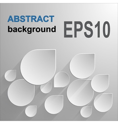 Abstract design in eps10 format transparencies vector image