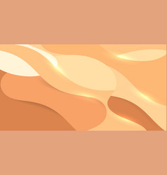 abstract motion smooth paper vector image