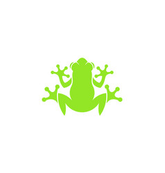 Red eyed tree frog vector