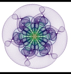 4 design vector image