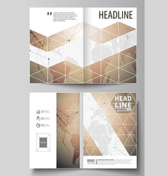 The of the editable layout of vector