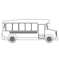 Transportation vehicle design vector