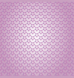 decorative pink color seamless pattern background vector image