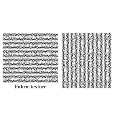 The straight texture of the carpet vector