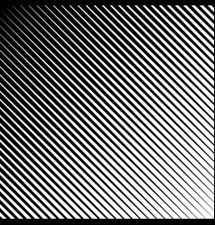 halftone line background eps10 vector image