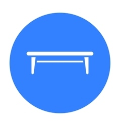 Table icon of for web and vector image